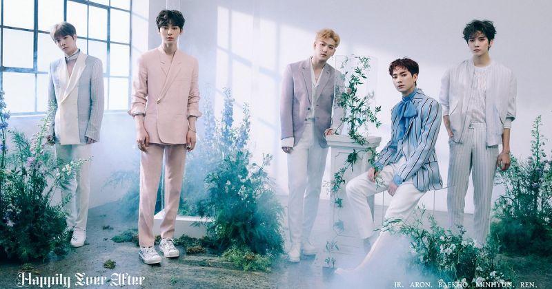 NU'EST 睽違三年的新專輯收錄什麼歌曲?全曲亮點搶先聽!