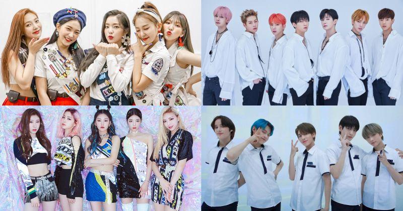 从 Monsta X、Red Velvet 到 TXT⋯⋯《2019 昌原 K-POP WORLD FESTIVAL》公开阵容