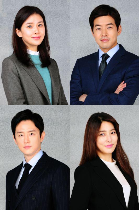 李宝英、李尚允、权律、朴世荣确定出演SBS新剧《悄悄话》