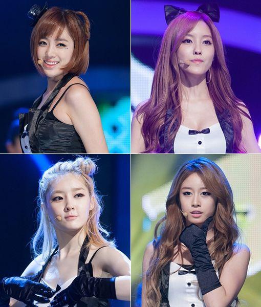 T-ara 四人小分隊將攜新曲《田園日記》出道