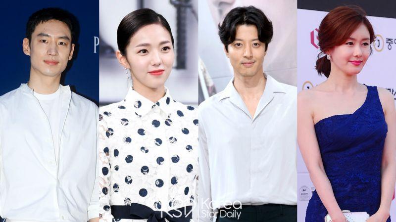 SBS新剧《狐狸新娘星》出演阵容确定!李帝勋、蔡秀彬、李东健、金志秀携手合作