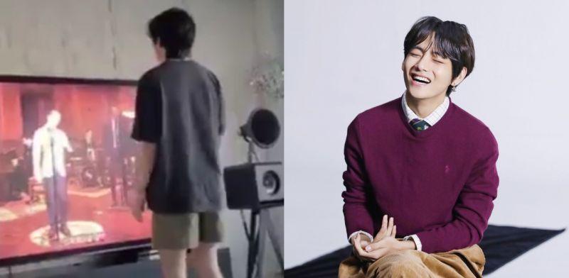 韓國文體部回應BTS防彈少年團V的宅家Challenge:「機智的宅家應援」!