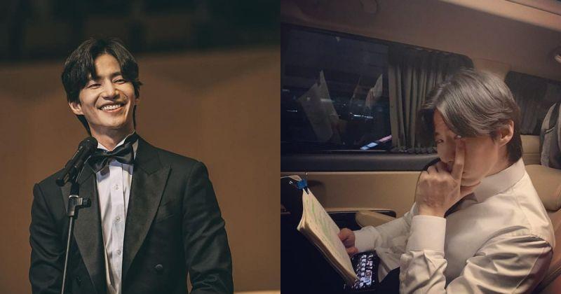 宋再临将回归小萤幕 为 tvN 新剧《大数据恋爱》再蓄长发!