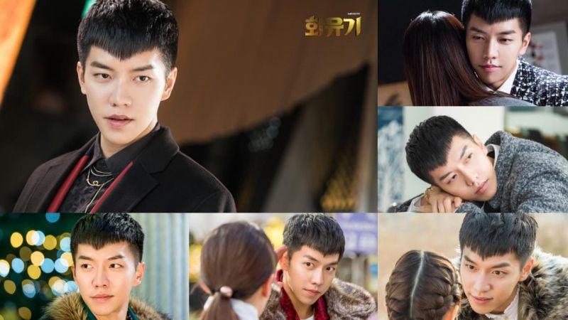 一次看够李升基在tvN《和游记》中,帅到无死角的25张剧照~!