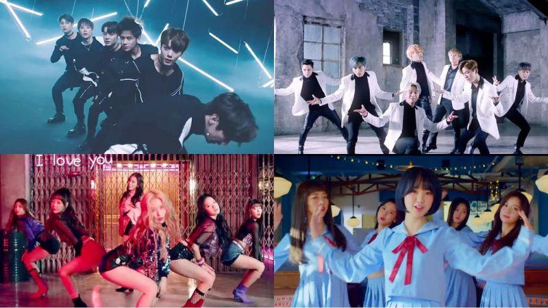 選秀節目《The Unit》獲得拍攝MV的四首歌曲!點閱率最高的就是這一首~