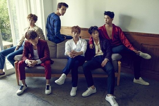 2PM全員出演SNL Korea 變身三分戀人