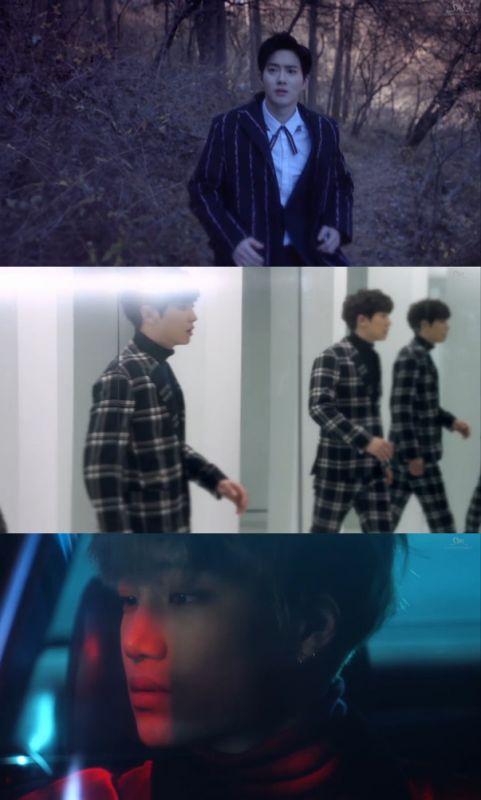 EXO新曲《For Life》高质感MV引发关注 韩文版MV点击破百万