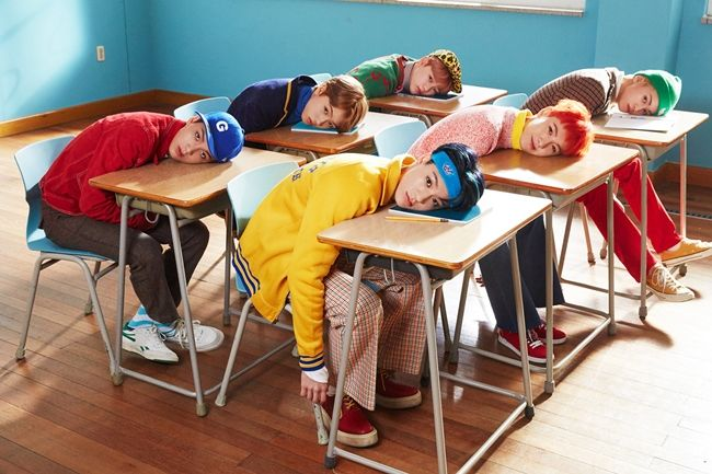 NCT DREAM 9日發行首張單曲專輯《The First》回歸!成員渽民因傷缺席