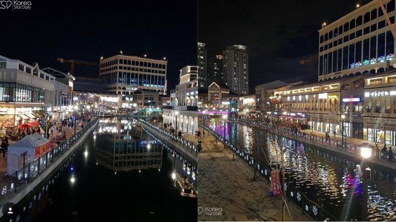 【拍照景點】韓國威尼斯,來金浦Laveniche欣賞難得的夜景吧!
