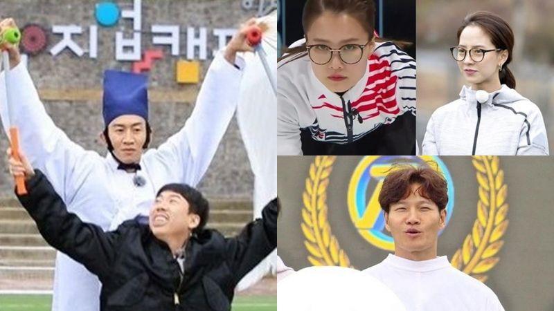 《Running Man》也搭上冬奧熱潮模仿「眼鏡學姊」、「人面鳥」連國家代表選手都來啦!
