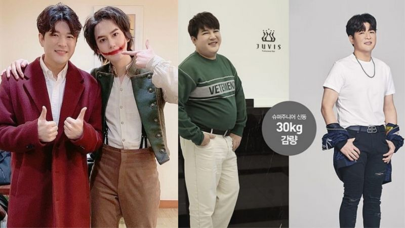 SJ神童近照曝光...已經成功減重30公斤!讓圭賢也表示:「體重快要和我變得一樣!」