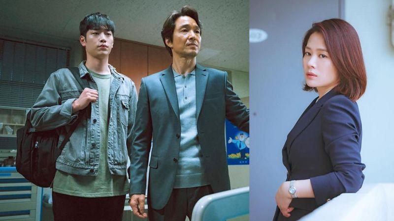 韓劇《Watcher》反轉再反轉!演技派的相遇,真槍實彈看了超過癮~