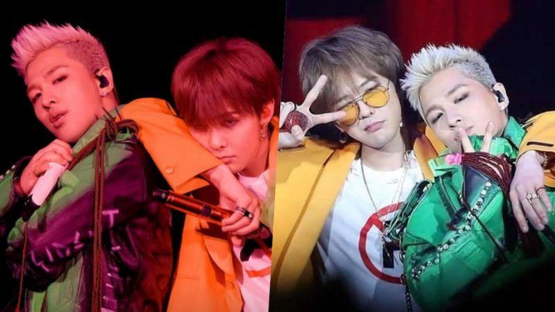 BIGBANG太阳:「GD是极少数在工作之外也会见面的真朋友」