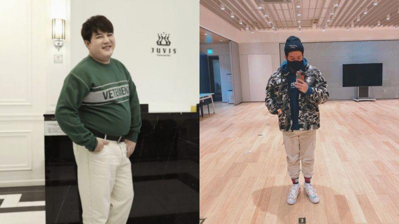 胖著出道多年的神童甩肉17kg!再瘦下去Super Junior的顏值順位要重排了XD