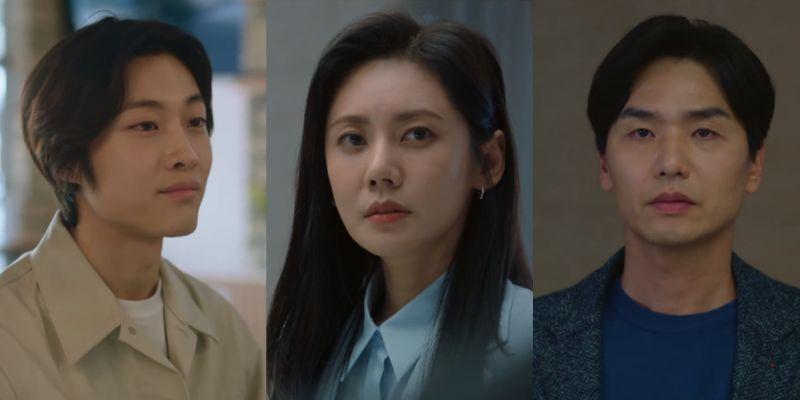 《了解的不多也无妨,是一家人》第三集预告:恩珠、泰亨与孝锡的关系是?难道XX和XX才是一对?