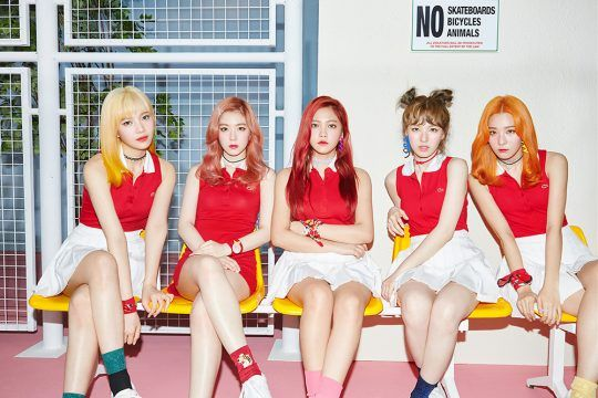 Red Velvet今日登《M! Countdown》回归 两场表演一次满足