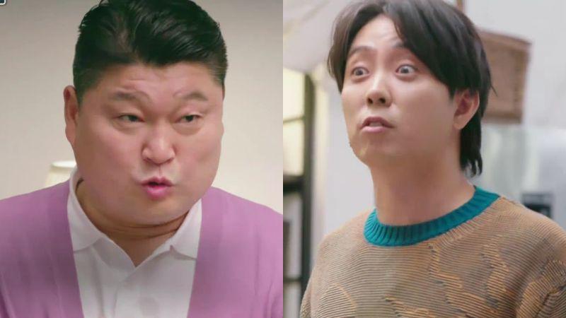 姜鎬童和殷志源又吵起來了?不要誤會,他們真的是在「吵架」XD