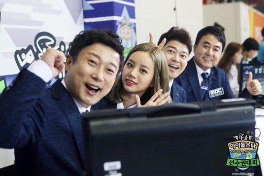 EXID、防弹少年团、EXO、KNK、GFRIEND……《偶运会》新年特辑偶像全出动
