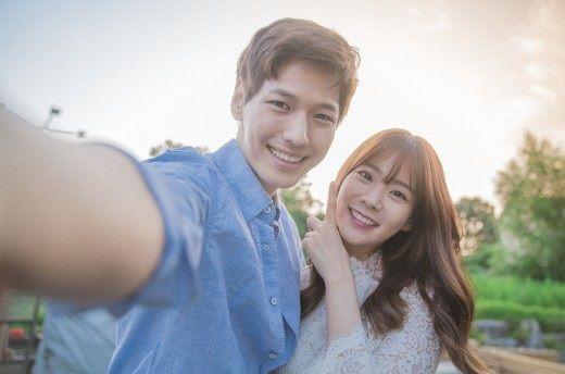 JTBC《青春時代》曝光韓昇延與池一株的情侶自拍照 CP感超強