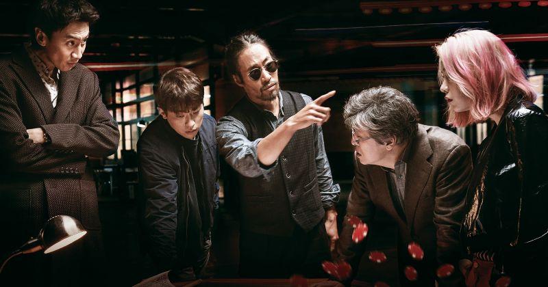 《老千》回來啦!朴正民、李光洙、林智妍演出第三集,敲定 9 月上映