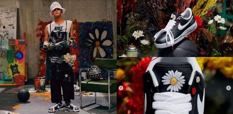 「明星艺人都纷纷穿上了~」GD联名NIKE鞋款限量发售:二手市场已经卖到了1000万!