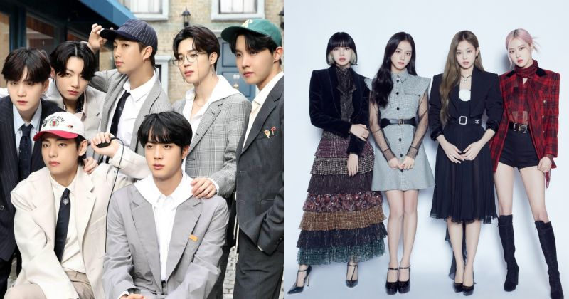 BTS防弹少年团、BLACKPINK 粉丝力量+MV 受瞩目 入围《iHeartRadio Music Award》多个奖项!