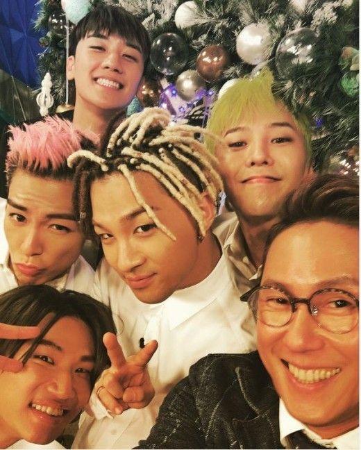 BigBang 全员登综艺 《Radio Star》认证照曝光!