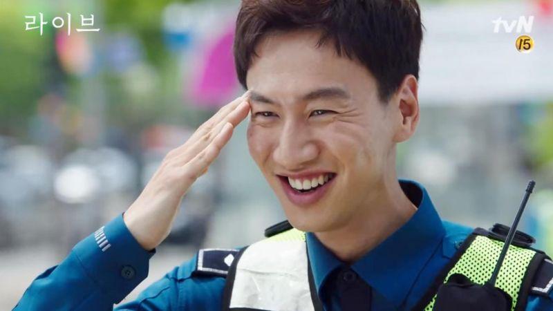韓劇《LIVE》第18集大結局,站在死亡邊緣的警察們,還有那該死的使命感!