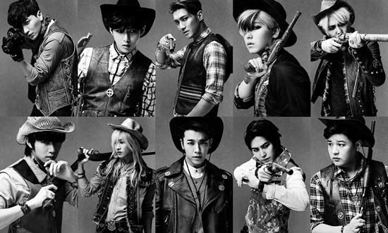 Super Junior 攜正規7輯《MAMACITA》回歸韓國歌壇!