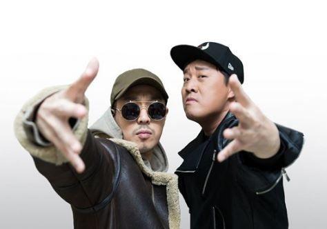 《高校Rapper》鄭埻夏&HAHA放話:我們不比劉在錫&朴明秀差