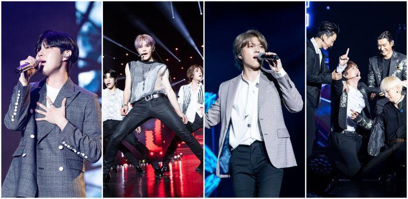 K-Flow2再度襲捲台灣  Super Junior、NCT127、金在煥與南優鉉high翻林口