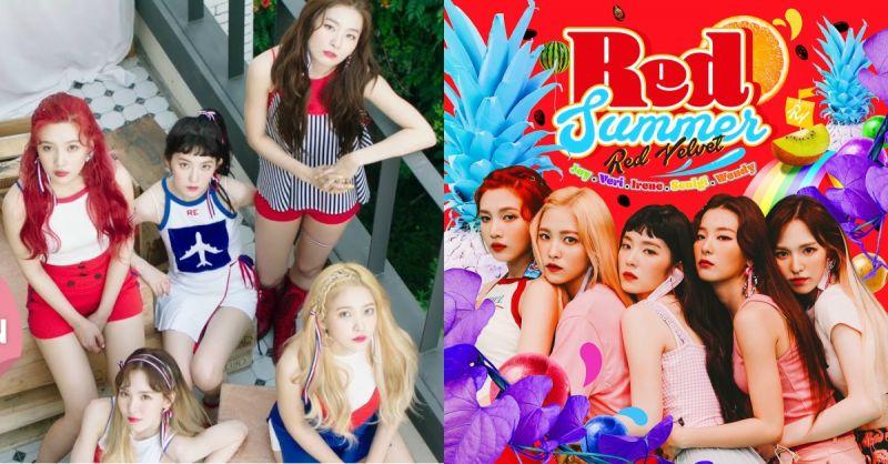 Red Velvet 襲捲海內外音源榜 本周回歸行程搶先看!