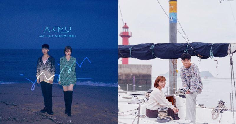 AKMU 蝉联 Gaon 单周榜冠军 全专 10 首歌持续停留榜上!