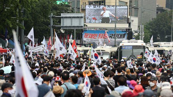 首爾宣佈從21日起禁止10人以上集會:相當於「維持社會距離第3階段」