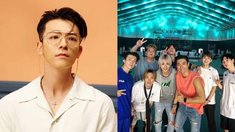 近期剛結束阿拉伯演唱會的Super Junior…團名變成「東海與他的朋友們」?