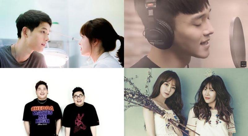 《太陽的後裔》OST《Everytime》旋律神似2BiC&Davichi的合唱曲