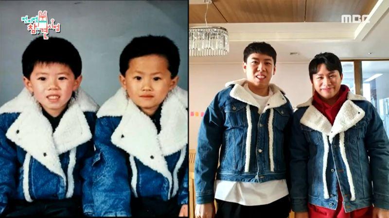 《全知干预视角》梁世炯兄弟重现童年合照:「看起来是不太会听话的小孩! 」