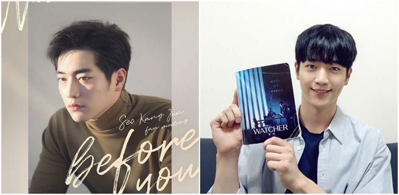 演員徐康俊選在10/12生日當天     舉辦首場韓國國內見面會