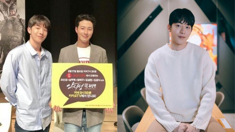 继朴宝英之后,南柱赫作为第二位嘉宾出演tvN新综艺《偶然成为社长》!为车太铉、赵寅成应援!