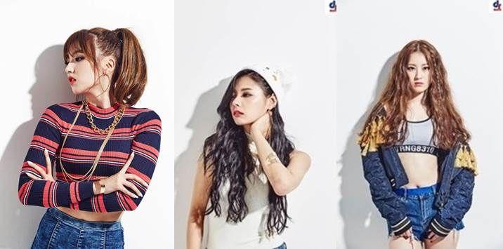 RaNia原始成員Di、Xia、T-ae約滿不續 攜手共組新團Ela8te