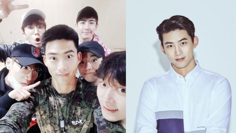 玉泽演公开对2PM成员恐吓的信息!并向恐吓者宣战:「我不会放任疯子欺负我们,这是你和我们之间的战争!」