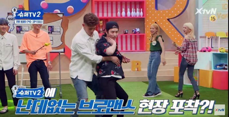 《Super TV 2》預告:KARD將與SJ展開「Bromance」?希澈實在是太搶眼了XD