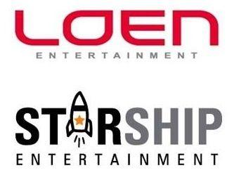 Loen收購Starship  IU、SISTAR、K.will成同門
