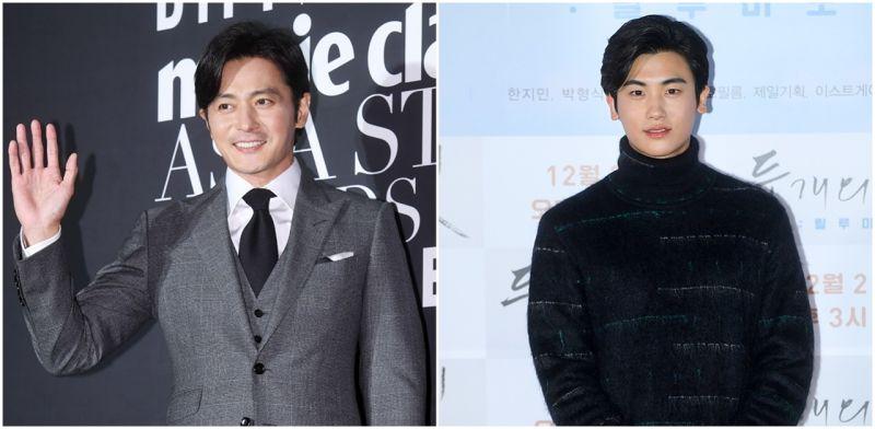 《金裝律師》張東健VS朴炯植Teaser公開   黑白色調更顯氣場