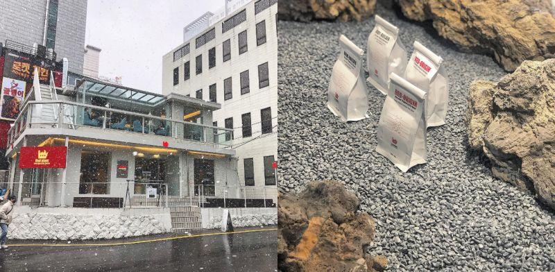 【韓國連鎖咖啡店】Red Plant:用對咖啡熱情打造的咖啡工廠!