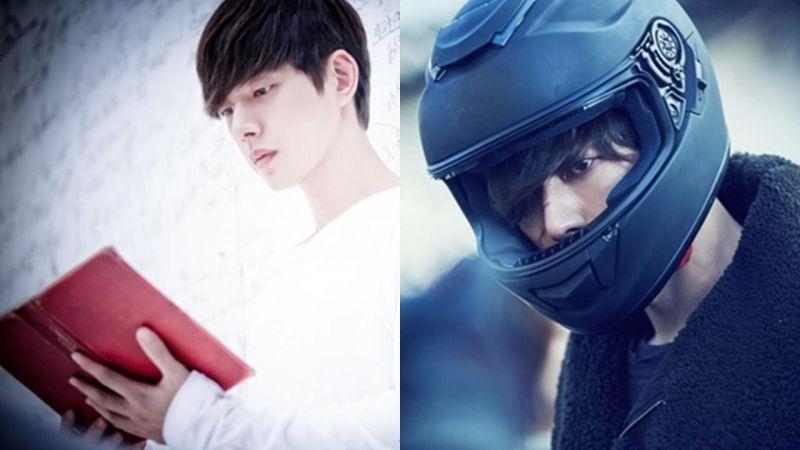 新劇《四子》公開了朴海鎮的第二個角色劇照 ,冷血的CHEN眼神超銳利~