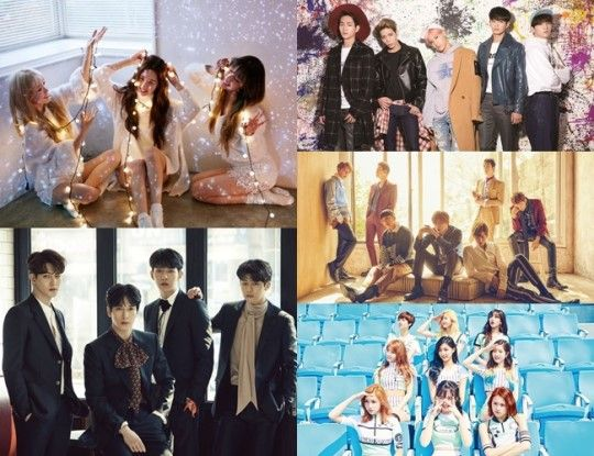 LA韩流演唱会名单公开 TaeTiSeo、CNBLUE、SHINee、Block B、BTS超华丽