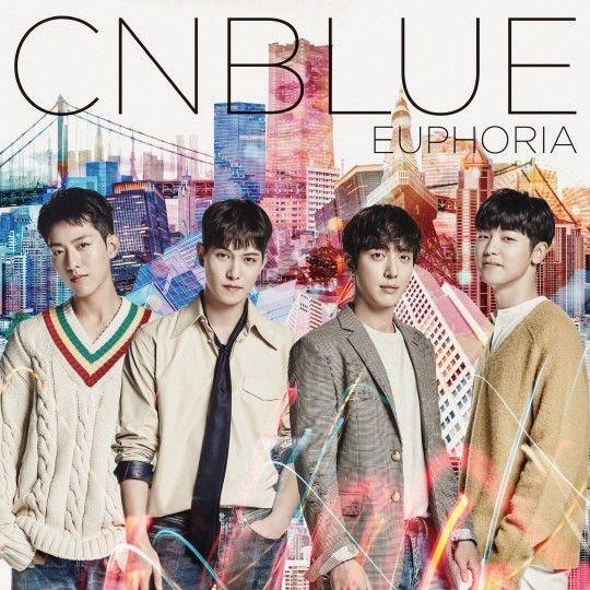 CNBLUE第5張正規日專拿下Oricon 1位 實力男團認證