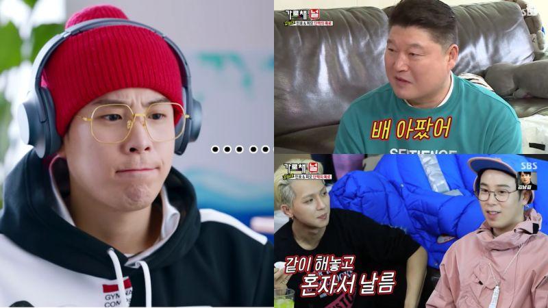 P.O拍攝「寂靜中的吶喊」廣告!讓姜鎬童:表示很嫉妒、宋旻浩則表示:一起做出來的卻自己獨吞!