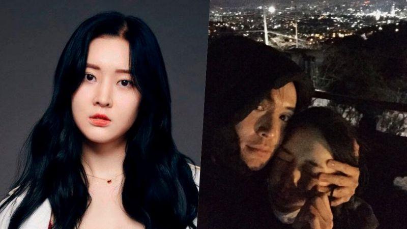 T-ara前成員韓雅凜戀愛中! 與新人演員李昇在甜蜜PO圖認愛